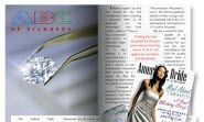 Print ad in magazine AmericanBride