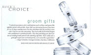 Print ad in magazine Modern Jeweller